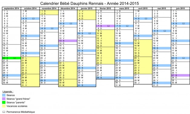 calendrier de la saison 2014 2015 les b b s dauphins rennais. Black Bedroom Furniture Sets. Home Design Ideas